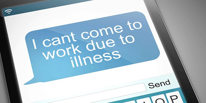 Employee lateness and absenteeism