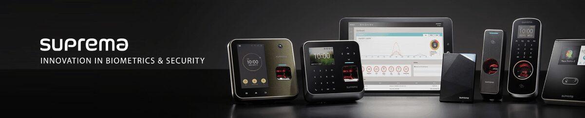 Suprema Promo Video of Biometric Clocking In Terminals