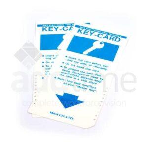 Max Key Cards