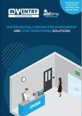 Visitor Management Software Brochure